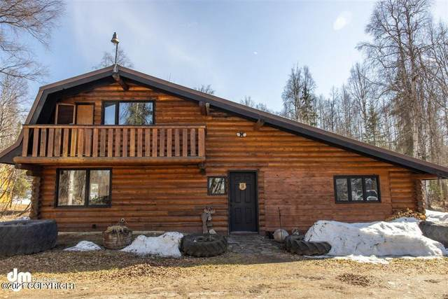 19142 W Willow Circle, Willow, AK 99688 (MLS #21-6700) :: Wolf Real Estate Professionals
