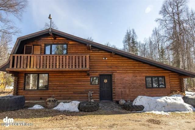 19142 W Willow Circle, Willow, AK 99688 (MLS #21-6700) :: RMG Real Estate Network | Keller Williams Realty Alaska Group