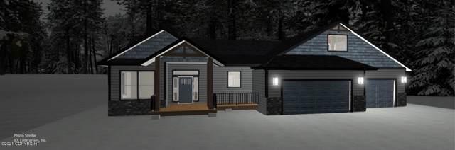 8112 N Glory Bluff Drive, Palmer, AK 99645 (MLS #21-6704) :: Synergy Home Team
