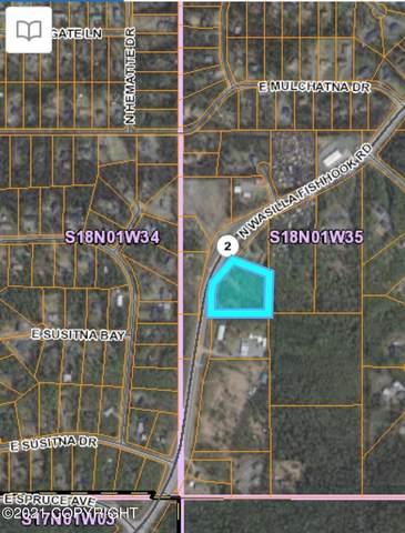 675 E Keltons Knob Circle, Wasilla, AK 99654 (MLS #21-6721) :: Wolf Real Estate Professionals