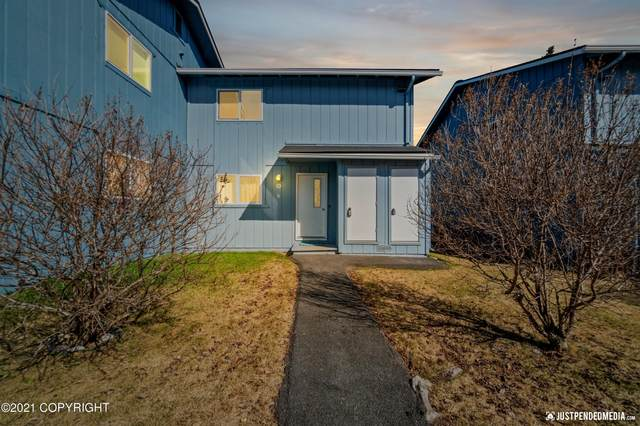 9301 Arlene Drive #B10, Anchorage, AK 99502 (MLS #21-6733) :: Wolf Real Estate Professionals