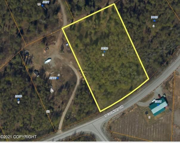 3850 S Country Drive, Wasilla, AK 99623 (MLS #21-6763) :: RMG Real Estate Network | Keller Williams Realty Alaska Group