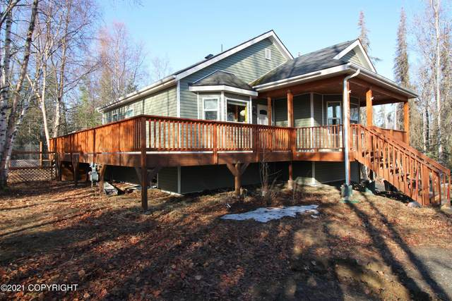 610 Sandpiper Lane, Kenai, AK 99611 (MLS #21-6774) :: Wolf Real Estate Professionals