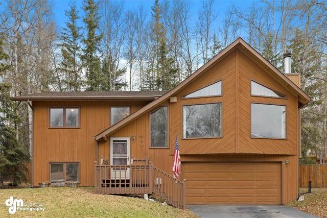 9607 Saint George Circle, Eagle River, AK 99577 (MLS #21-6781) :: Wolf Real Estate Professionals
