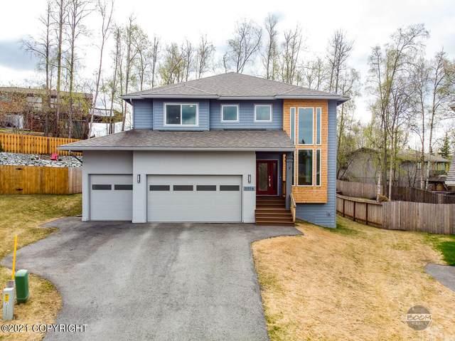 11116 June Agnes Circle, Eagle River, AK 99577 (MLS #21-6784) :: Wolf Real Estate Professionals