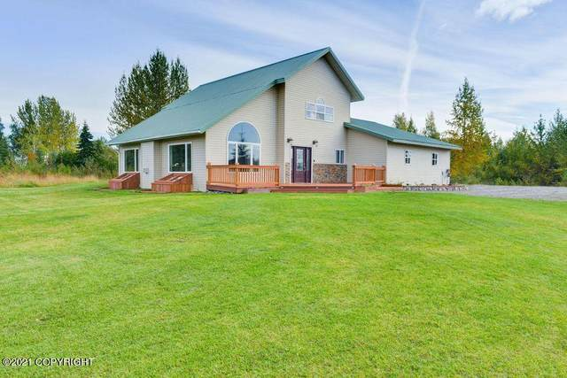 39664 Ten Mar Avenue, Soldotna, AK 99669 (MLS #21-6801) :: Wolf Real Estate Professionals