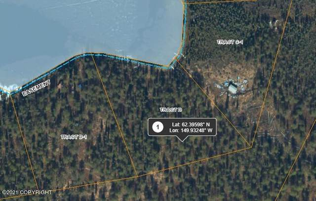 Tr D No Road, Talkeetna, AK 99676 (MLS #21-681) :: Wolf Real Estate Professionals