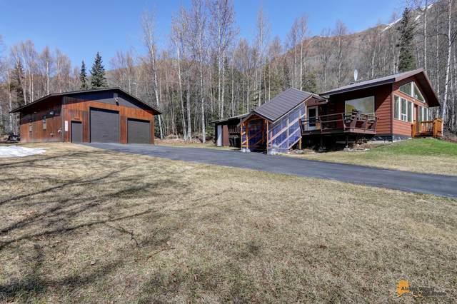 9346 W Lake Drive, Eagle River, AK 99577 (MLS #21-6821) :: RMG Real Estate Network | Keller Williams Realty Alaska Group