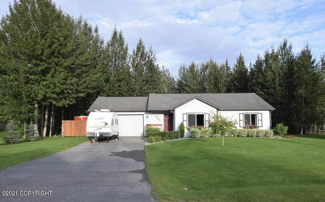 1945 N Belmont Avenue, Palmer, AK 99645 (MLS #21-6834) :: RMG Real Estate Network | Keller Williams Realty Alaska Group