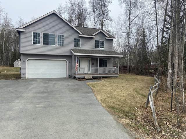 6765 S Settlers Bay Drive, Wasilla, AK 99623 (MLS #21-6843) :: RMG Real Estate Network | Keller Williams Realty Alaska Group