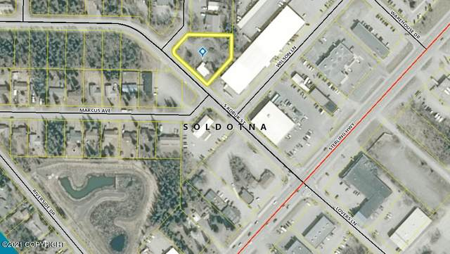 400 S Kobuk Street, Soldotna, AK 99669 (MLS #21-6852) :: Wolf Real Estate Professionals