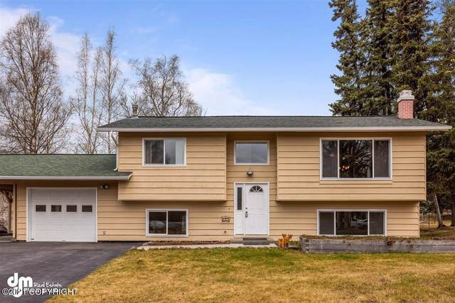 10640 Sanford Circle, Eagle River, AK 99577 (MLS #21-6859) :: Wolf Real Estate Professionals