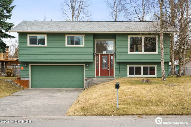 2431 Mckenzie Drive, Anchorage, AK 99517 (MLS #21-6870) :: Powered By Lymburner Realty