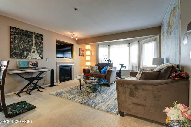 11324 Discovery View Drive #101B, Anchorage, AK 99515 (MLS #21-6878) :: Powered By Lymburner Realty