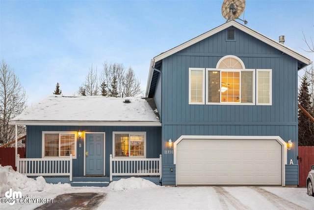 11731 Birch Trail Circle, Anchorage, AK 99515 (MLS #21-694) :: The Adrian Jaime Group | Keller Williams Realty Alaska