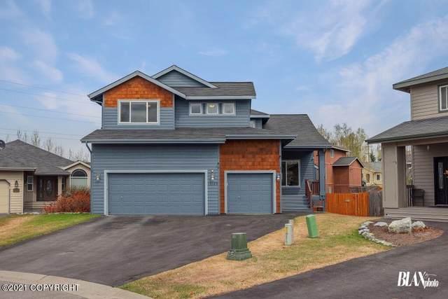 13189 Kuphaldt Circle, Eagle River, AK 99577 (MLS #21-6944) :: Daves Alaska Homes