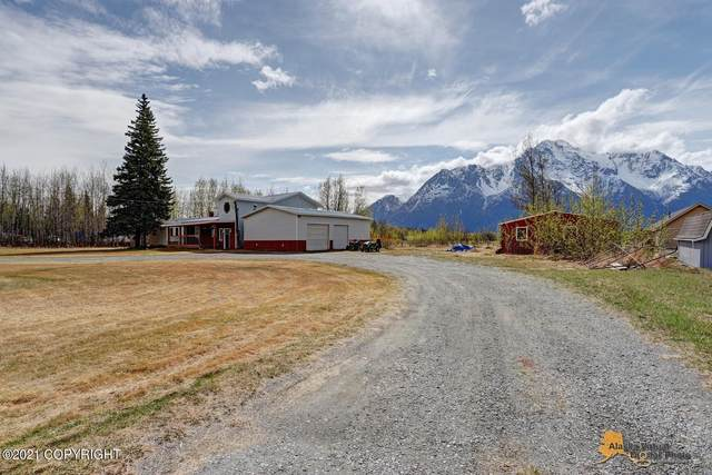 5800 S Bodenburg Loop, Palmer, AK 99645 (MLS #21-6955) :: Wolf Real Estate Professionals