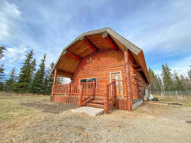 3370 Richardson Highway, Delta Junction, AK 99737 (MLS #21-6987) :: Powered By Lymburner Realty