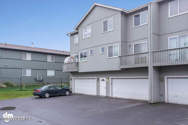 7463 Meadow Street #1F, Anchorage, AK 99507 (MLS #21-6997) :: Powered By Lymburner Realty