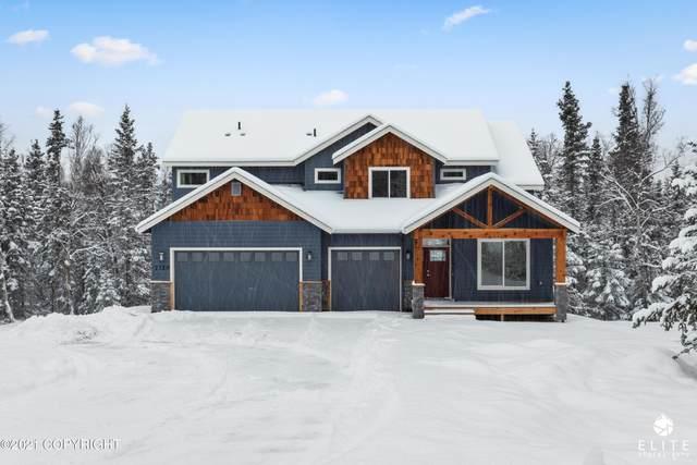 L80 Turlock Drive, Eagle River, AK 99577 (MLS #21-70) :: RMG Real Estate Network | Keller Williams Realty Alaska Group