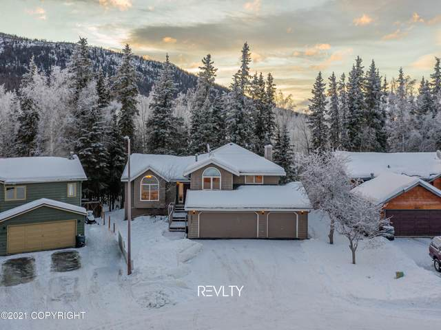 18622 Little Cape Circle, Eagle River, AK 99577 (MLS #21-701) :: RMG Real Estate Network | Keller Williams Realty Alaska Group