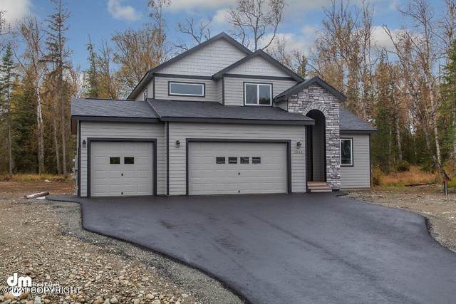 541 N Bethel Place, Palmer, AK 99645 (MLS #21-7011) :: Wolf Real Estate Professionals