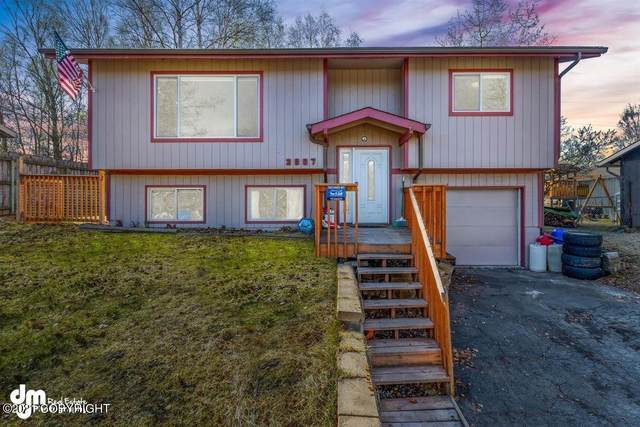 2807 Leawood Drive, Anchorage, AK 99502 (MLS #21-7028) :: Powered By Lymburner Realty