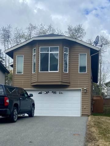 8915 Birch Park Circle, Eagle River, AK 99577 (MLS #21-7043) :: Daves Alaska Homes