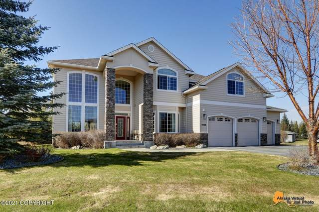 11166 Bluff Creek Circle, Anchorage, AK 99515 (MLS #21-7056) :: Wolf Real Estate Professionals