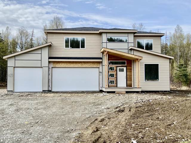 9060 E Windy Woods Loop, Palmer, AK 99645 (MLS #21-7079) :: Wolf Real Estate Professionals