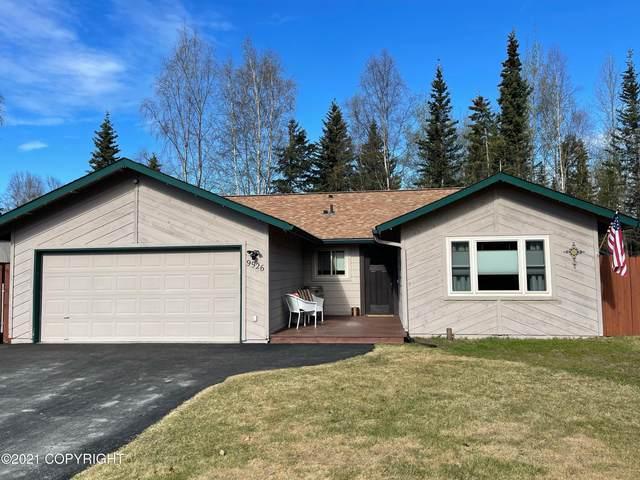 9926 Afognak Circle, Eagle River, AK 99577 (MLS #21-7088) :: Daves Alaska Homes