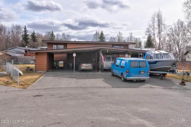 7324 Tanaga Circle, Anchorage, AK 99504 (MLS #21-7132) :: Daves Alaska Homes