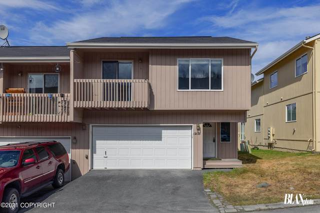 13838 Hunterwood Lane #121, Eagle River, AK 99577 (MLS #21-7137) :: Alaska Realty Experts