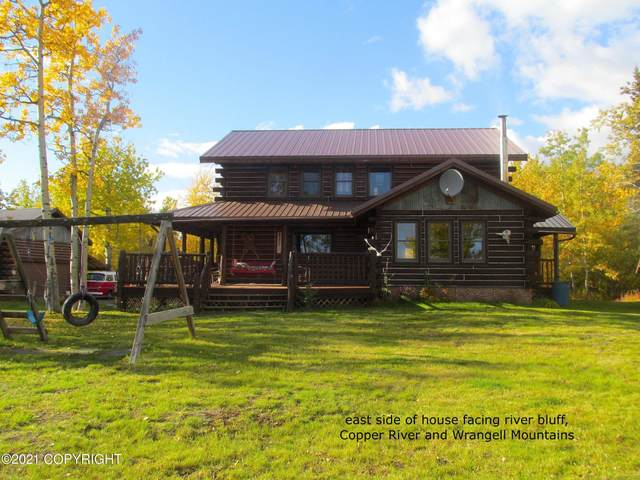 Mi 5.8 Tok Cut-Off Highway Heights, Gakona, AK 99586 (MLS #21-7167) :: Wolf Real Estate Professionals