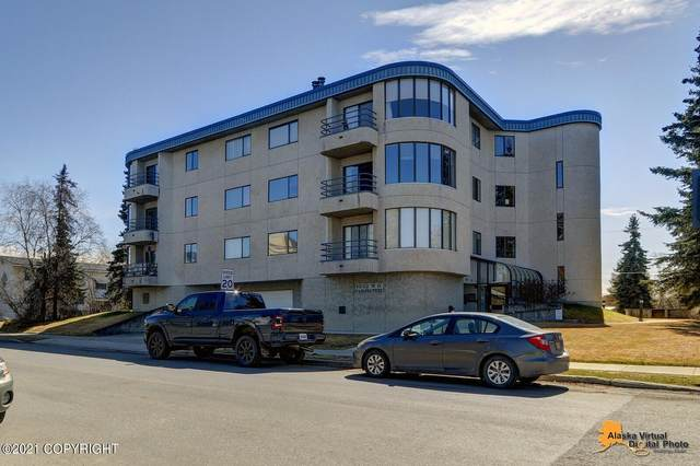 1032 W 11th Avenue #202, Anchorage, AK 99501 (MLS #21-7175) :: The Adrian Jaime Group | Real Broker LLC