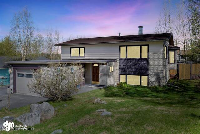 6921 Apollo Drive, Anchorage, AK 99504 (MLS #21-7194) :: Alaska Realty Experts