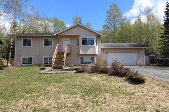 2947 N Alma Drive, Wasilla, AK 99623 (MLS #21-7388) :: Alaska Realty Experts