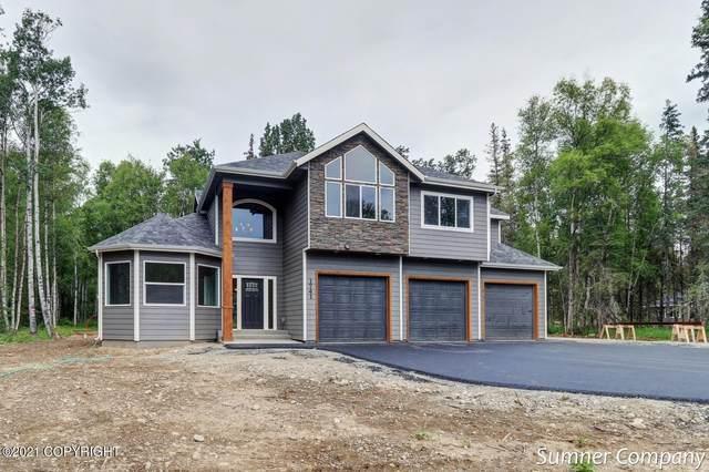 L6 B1 S Blaire Drive, Wasilla, AK 99654 (MLS #21-751) :: The Adrian Jaime Group | Keller Williams Realty Alaska