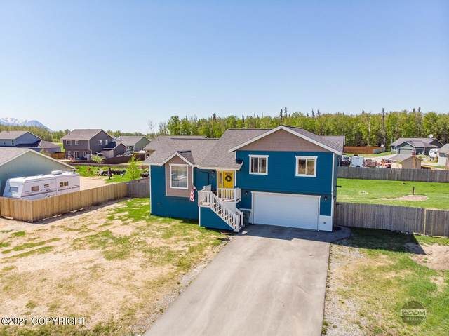 952 S Arza Circle, Palmer, AK 99645 (MLS #21-7576) :: Wolf Real Estate Professionals