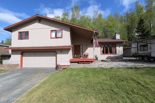 17537 Teklanika Drive, Eagle River, AK 99577 (MLS #21-7635) :: Alaska Realty Experts