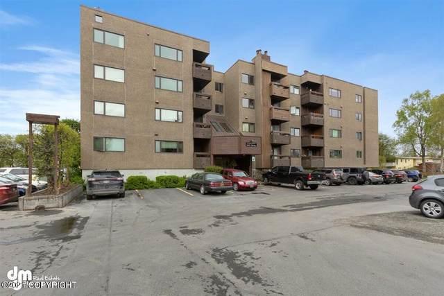 310 E 11 Avenue #A319, Anchorage, AK 99501 (MLS #21-7645) :: Wolf Real Estate Professionals