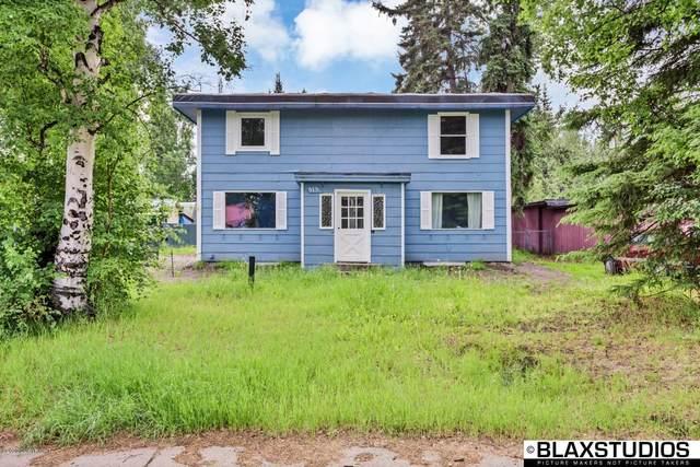 515 Farewell Avenue, Fairbanks, AK 99701 (MLS #21-765) :: The Adrian Jaime Group | Keller Williams Realty Alaska