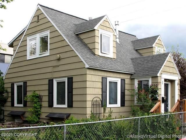 550 E 10th Avenue, Anchorage, AK 99501 (MLS #21-7670) :: Wolf Real Estate Professionals