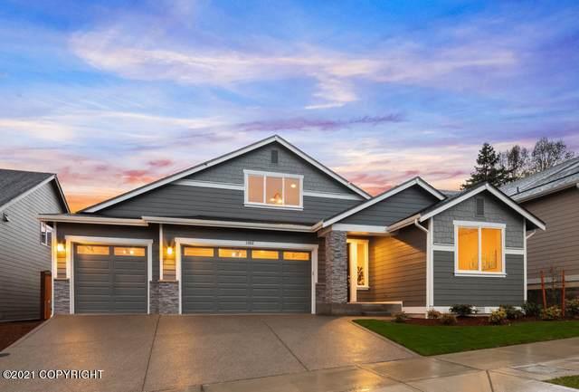 L77 Turlock Drive, Eagle River, AK 99577 (MLS #21-78) :: RMG Real Estate Network | Keller Williams Realty Alaska Group