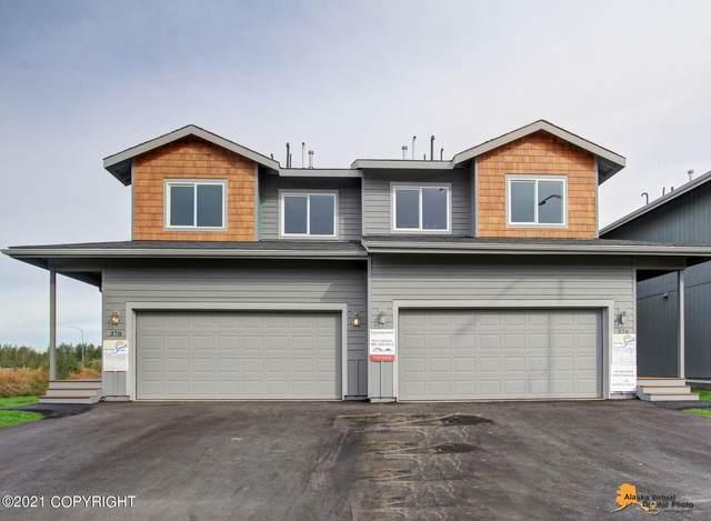 L99 Shageluk Street, Anchorage, AK 99504 (MLS #21-7890) :: RMG Real Estate Network | Keller Williams Realty Alaska Group
