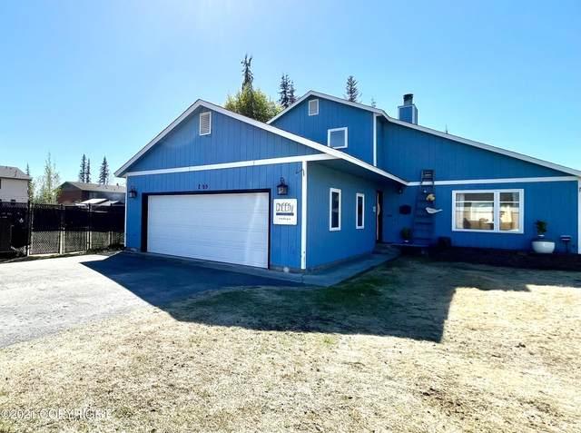 295 N Brentwood Street, Soldotna, AK 99669 (MLS #21-7906) :: Wolf Real Estate Professionals