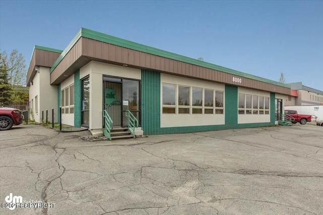 8000 King Street, Anchorage, AK 99518 (MLS #21-7932) :: Team Dimmick
