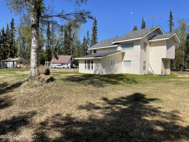 46215 Birch Lane, Nikiski/North Kenai, AK 99635 (MLS #21-7933) :: Wolf Real Estate Professionals