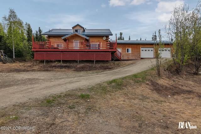 1487 Whistling Swan Drive, Fairbanks, AK 99712 (MLS #21-7937) :: Team Dimmick
