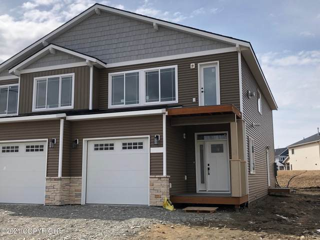 8752 Dry Creek Loop #44B, Anchorage, AK 99502 (MLS #21-7964) :: Daves Alaska Homes